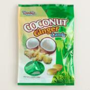 Dandy's Coconut Ginger Hard Candy, Set of 4