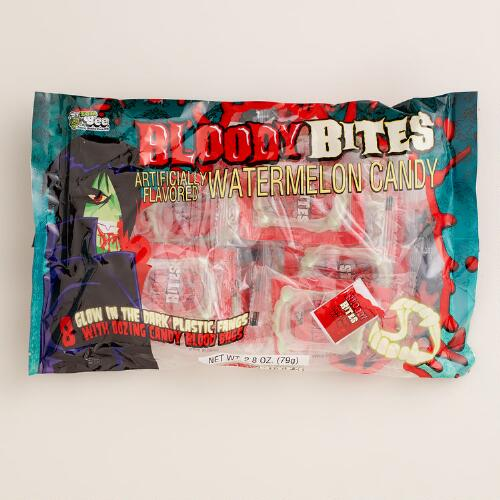 Halloween Bloody Bites, 8-Count