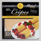 Ready Made Crepes