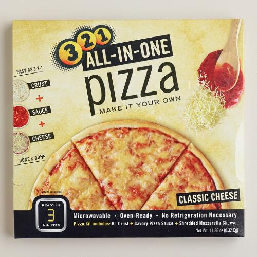 321 All-In-One Pizza