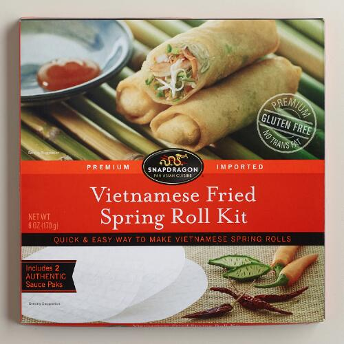 Snapdragon Vietnamese Fried Spring Roll Kit