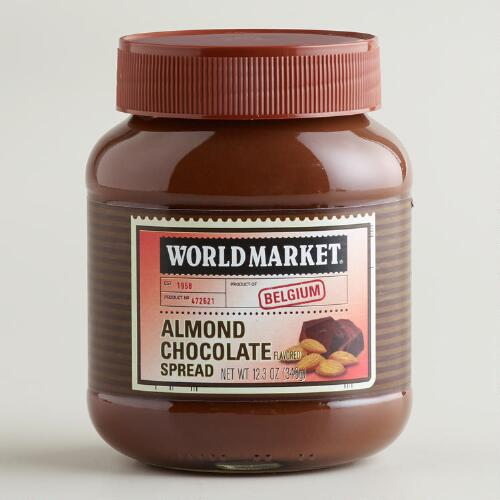 World Market® Chocolate Almond Spread