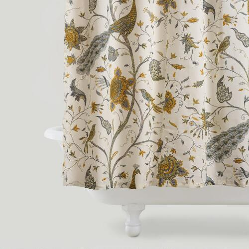 Nadia Shower Curtain