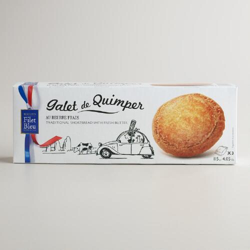 Filet Bleu Galet de Quimper Biscuits