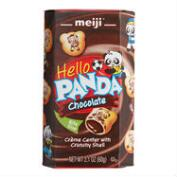 Meiji Hello Panda Chocolate Cream Biscuits