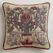 Maison Urn Throw Pillow