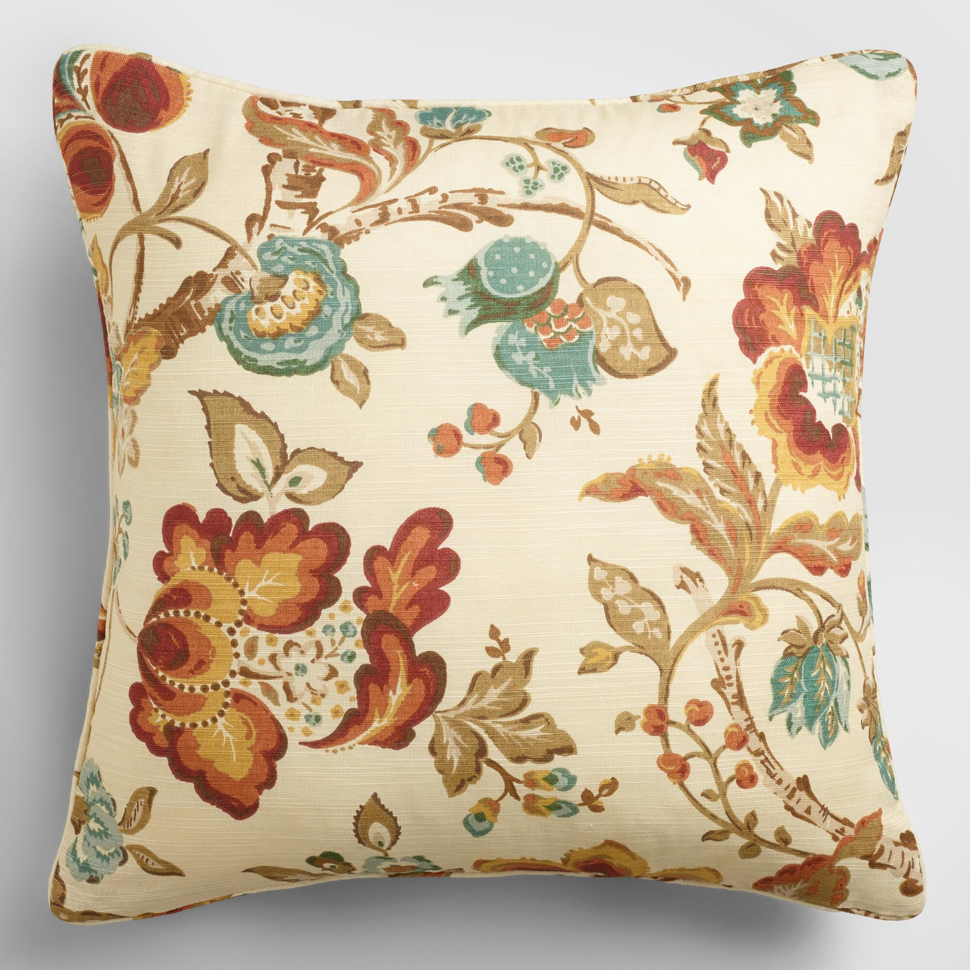 Decorative Pillows And Throws : Malli Throw Pillow World Market