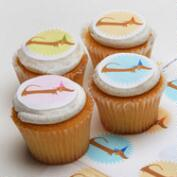 Ticings Haute Dog Party Icing Toppers, 15-Count