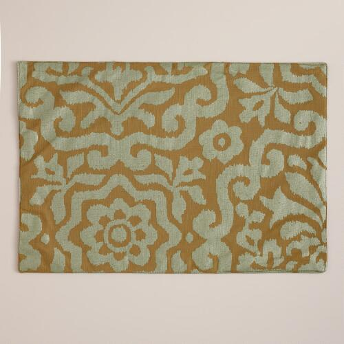 Agave Darlington Placemats, Set of 4
