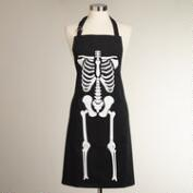 Halloween Skeleton Apron