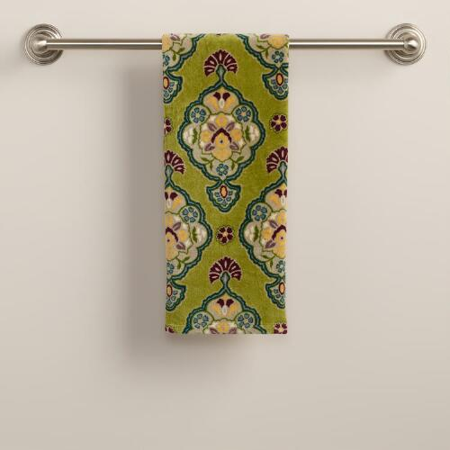 Inverness Hand Towel