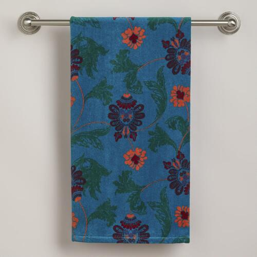 Nouveau Feather Bath Towel