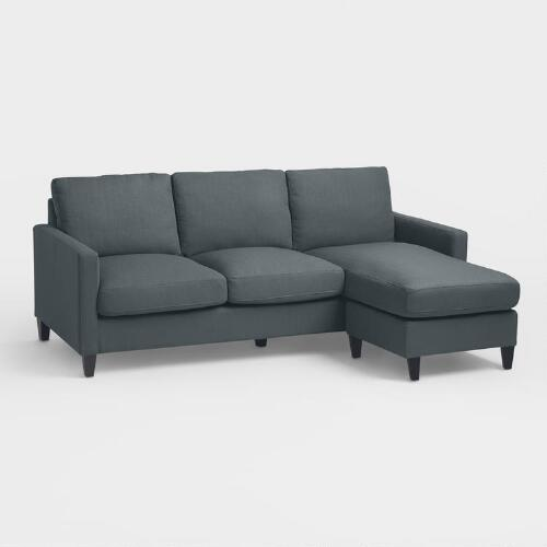 Charcoal Abbott Sofa