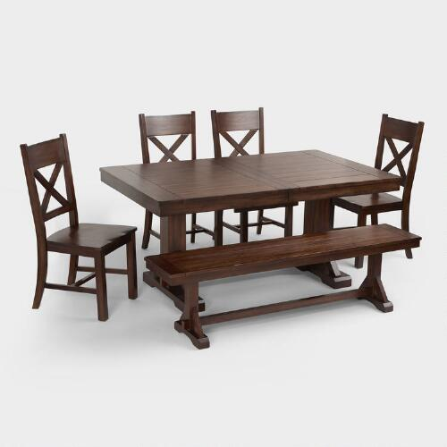 Mahogany Verona Dining Collection