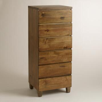 Reilly 6-Drawer Dresser