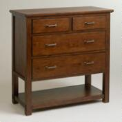Hamden 4-Drawer Dresser