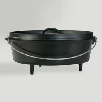 Lodge 8-Quart Camp Dutch Oven