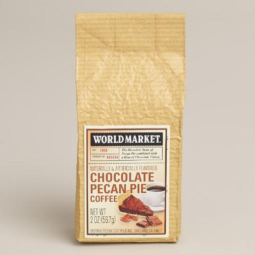 World Market® Chocolate Pecan Pie Coffee, Set of 12