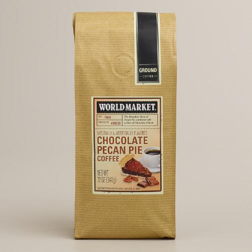 12-oz World Market® Chocolate Pecan Pie Coffee, Set of 6