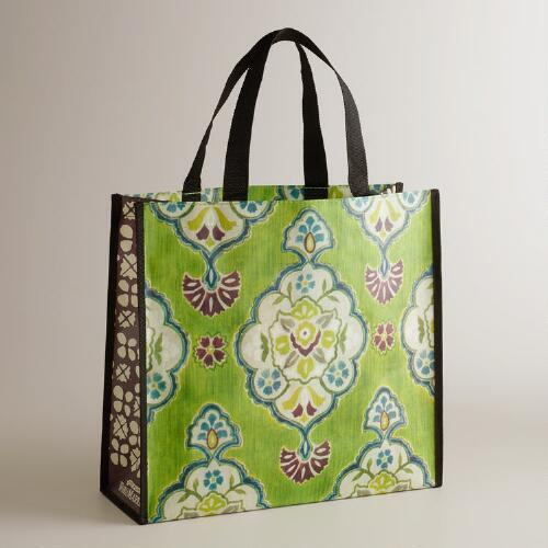Green Inverness Tote