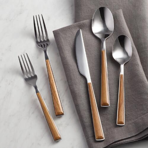 Sawyer Salad Forks, Set of 4