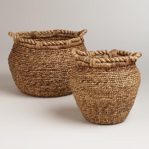 Amelie Round Twist Basket