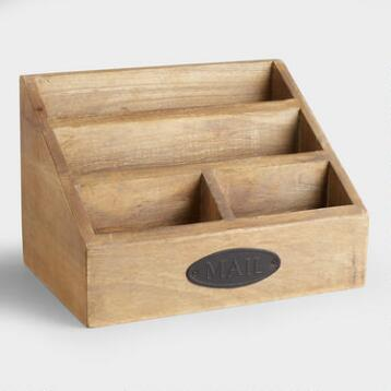 Owen Desk Organizer