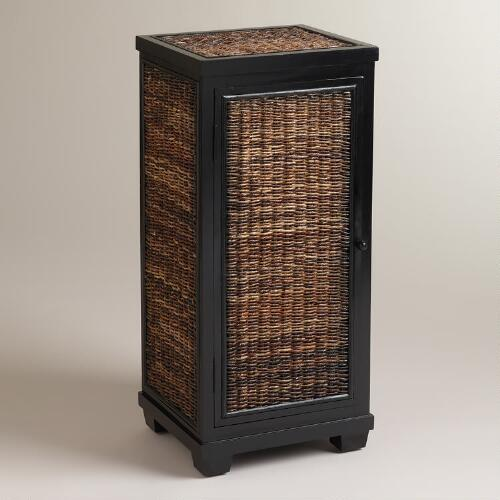 Athena Madras and Wood Cabinet