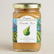 Oregon Growers & Shippers Vanilla Pear Butter