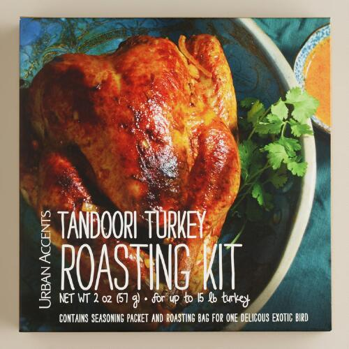 Urban Accents Tandoori Turkey Roasting Kit