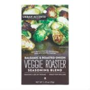 Urban Accents Balsamic Vinegar and Onion Vegetable Rub