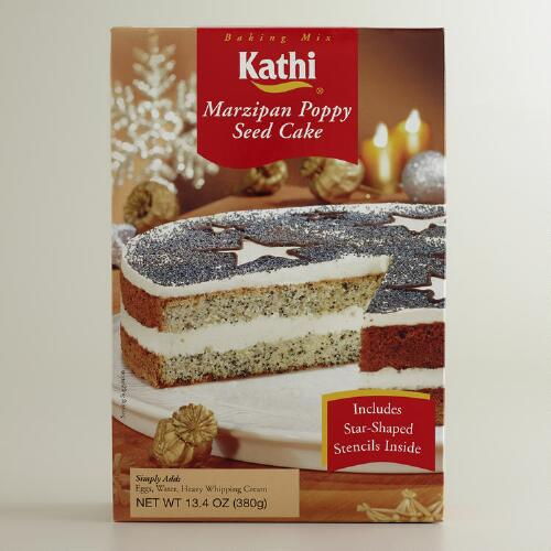 Kathi Marzipan and Poppy Seed Cake Mix