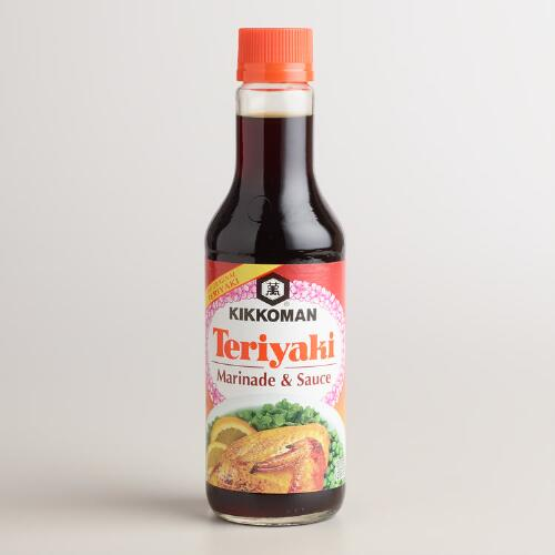 Kikkoman Teriyaki Marinade and Sauce