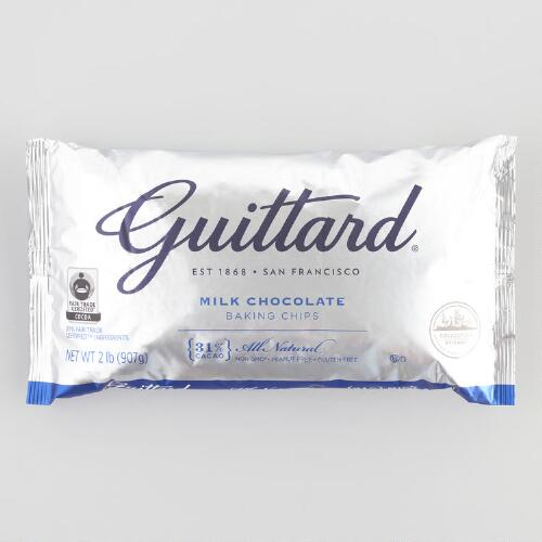 Guittard Milk Chocolate Maxi Baking Chips