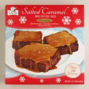 In the Mix Salted Caramel Brownie Kit, Set of 2