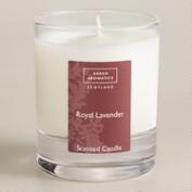 Arran Aromatics Royal Lavender Boxed Candle