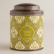 Verdant Citron Inverness Candle Tin