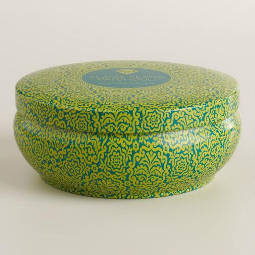 Darlington Ylang and Patchouli Candle Tin