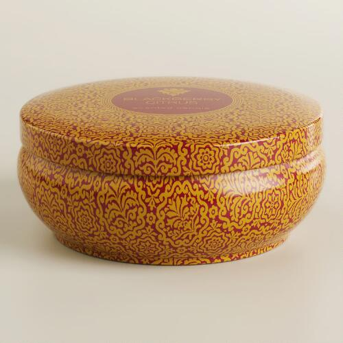 Darlington Blackberry and Citrus Candle Tin