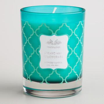 Lemongrass Chaingmai Destinations Candle