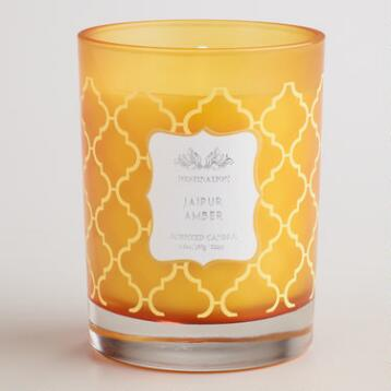 Amber Jaipur Destinations Candle