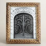 Elisa Carved Leaf Frames