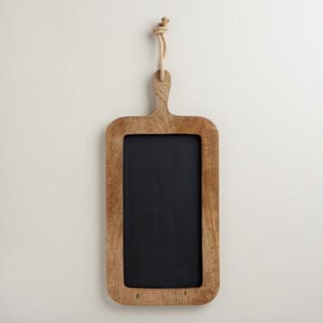 Cutting Board Chalkboard