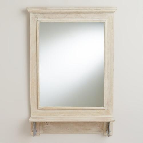 Carter Shelf Wall Mirror