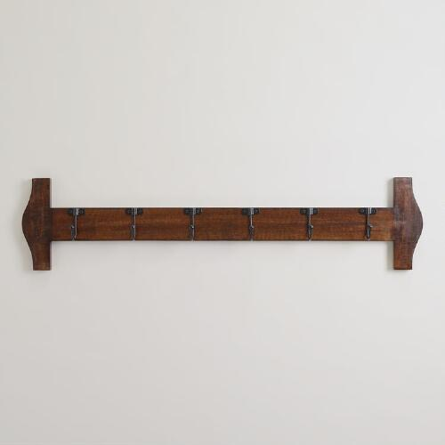 T-Square Hook Wall Rack