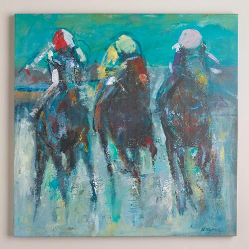 """Racehorse"" by Neil Helyard"
