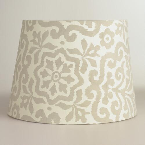 Cream Darlington Table Lamp Shade