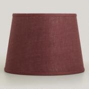 Huckleberry Burlap Table Lamp Shade
