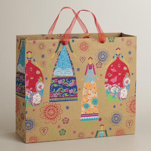 Extra-Large Dolls Gift Bag