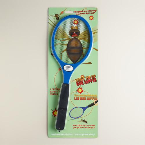 Blue Bug Zapper